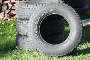 Goodyear RTS tires 255 70 16