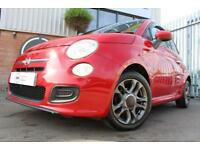 2014 FIAT 500 1.2 S 3D-POUND;30 ROAD TAX-LOW MILEAGE