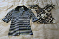 Women's or girls tops - size XS/S