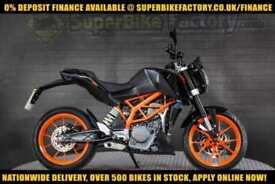 2014 14 KTM DUKE 390 390CC 0% DEPOSIT FINANCE AVAILABLE