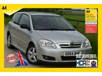 2005 Toyota Corolla 1.6 VVT-i Colour Collection 3dr Hatchback Petrol Manual