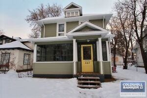 4 Bdrm Character Home Great for Families!