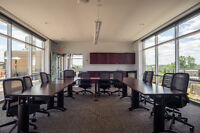 Great views small board meeting room or event space