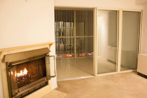 MOVE IN READY all incl. FIREPLACE 1BDR- MAR1ST - KING & BATHURST