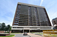 SPACIOUS CONDO ON 15TH FLOOR FOR SALE IN COTE-ST-LUC