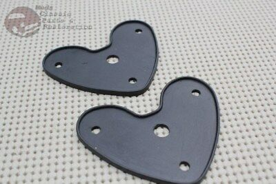 Model A Tail Light Bracket Pads Ford Chevy Pickup Truck Hot Rat Street Rod Pair