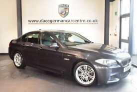 2011 61 BMW 5 SERIES 3.0 530D M SPORT 4DR AUTO 242 BHP DIESEL