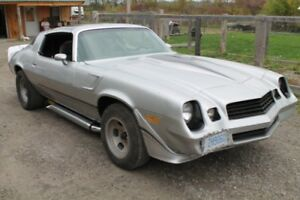 1980 Camaro z28 needs finishing touches