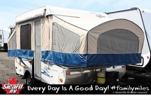 2013 COACHMEN CLIPPER 106ST