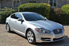 Jaguar XF 2.7TD auto 2009MY Premium Luxury, 72K MILES, FULL JAG HISTORY, 2 OWNER