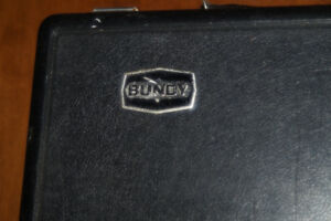 CLARINET AND HARD SHELL CASE FOR SALE IN CBRM