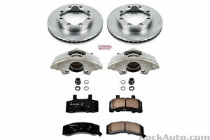 New 2500/3500 4X4 front brake package plus more
