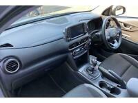 2018 Hyundai Kona 1.0T GDi Blue Drive Premium 5dr Manual Hatchback Petrol Manual