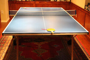 Giant Dragon Table Tennis Table (mint condition)