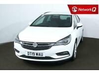2019 Vauxhall Astra 1.0T ecoTEC Tech Line Nav 5dr Estate Estate Petrol Manual