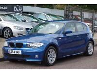 2004 54 BMW 1 SERIES 2.0 120I SE 5D AUTO 148 BHP