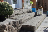 Natural Stone Steps & Much More!!