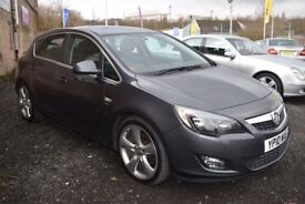 Vauxhall Astra SRi 2.0CDTi 16v ** 6 MONTH WARRANTY ** (grey) 2010