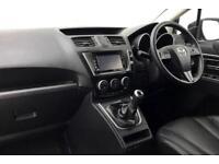 2014 Mazda 5 5 1.6d Sport Venture Edition 5Dr Estate Diesel blue Manual