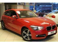 2013 B BMW 1 SERIES 1.6 114I SPORT 3D 101 BHP