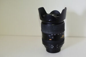 Nikon AF-S DX NIKKOR 18-300mm f/3.5-6.3G ED VR All-in-One Lens