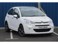 CITROEN C3 EXCLUSIVE AUTO White Petrol, 2014