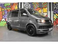 2016 VW TRANSPORTER T6 T28 SWB 2.0 TDI 160PS SPORTLINE PK INDIUM GREY