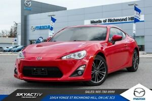 2014 Scion FR-S ONE OWNER*ACCIDENT FREE*GREAT SHAPE