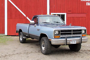 1989 Dodge W250 Southern Truck