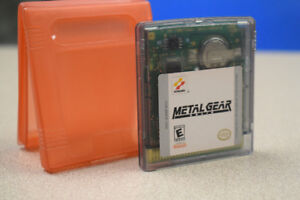 Metal Gear Solid for Game Boy Color