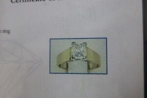 Diamond Ring .98ct Size 7 $5,500 obo