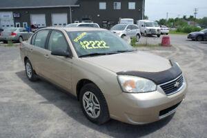 2007 Chevrolet Malibu Sedan 2000$