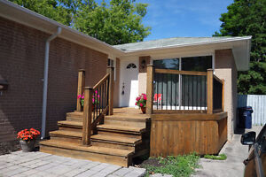 Luxury 3 Bedrooms Detached House for rent, available NOW-Toronto