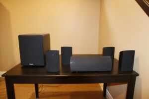 Definitive Technology Surround Sound Speaker Set