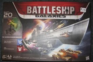 Battleship Galaxies board game $15