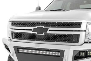 Rough Country Grille Mesh Chevrolet Silverado 2500-3500HD  11-14
