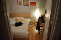 Chambre tt inclus! All included room! Metro Papineau, Jan 1st