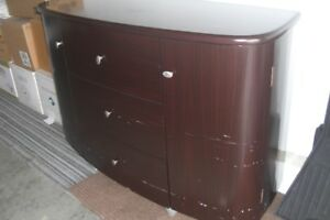 NICE DRESSER WITH A FEW SCRATCHES