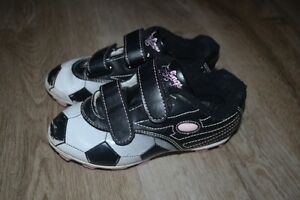 Size 12 Girls Soccer shoes
