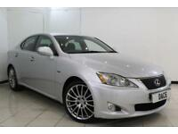 2010 60 LEXUS IS 2.5 250 F SPORT 4DR AUTOMATIC 204 BHP