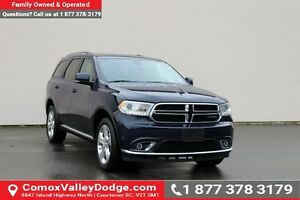 2015 Dodge Durango Limited DVD, HEATED SEATS/STEERING, BACK U...