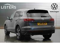 2019 Volkswagen TOUAREG DIESEL ESTATE 3.0 V6 TDI 4Motion 231 R-Line Tech 5dr Tip