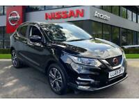 2019 Nissan Qashqai 1.3 DiG-T 160 N-Connecta 5dr DCT [Glass Roof Pack] Semi-Auto