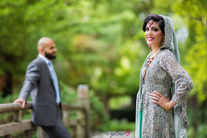 Award winning South-Asian Wedding Photography from $950