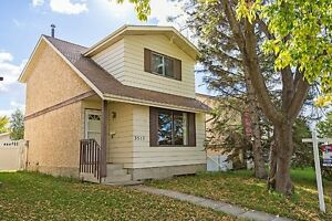 3 BED HOUSE IN MILLWOODS - $1,512 PER MONTH ALL INCLUSIVE!