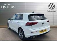 2021 Volkswagen GOLF HATCHBACK 1.5 eTSI 150 R-Line 5dr DSG Auto Hatchback Petrol