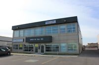 For Lease: 3,400 SF office and warehouse with small yard storage