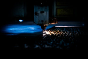 High-Quality Laser Cutting in Toronto with Metal-Tronics!