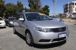 2010 Kia Cerato S Automatic Sedan Beaconsfield Fremantle Area Preview