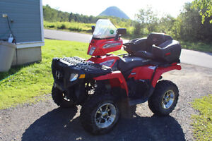 I have a  very well taken care of  2007 polaris sportsman
